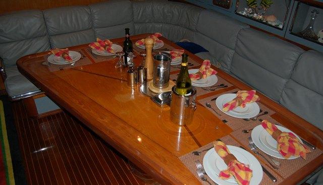 Taboo Charter Yacht - 4