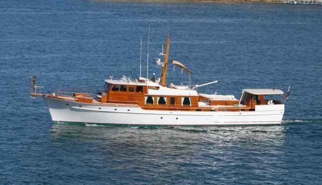 Kizbel Charter Yacht