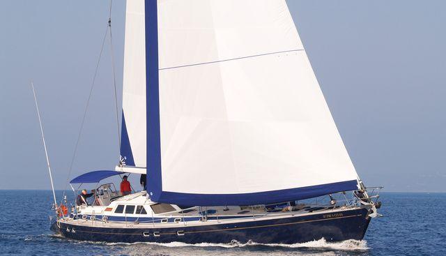 Xilgaro Aleante Charter Yacht