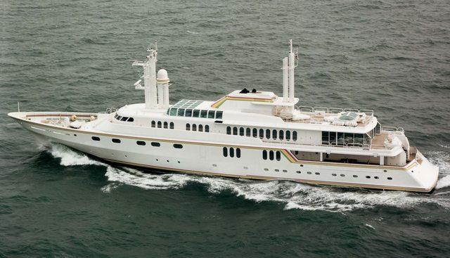 Cedar Sea II Charter Yacht