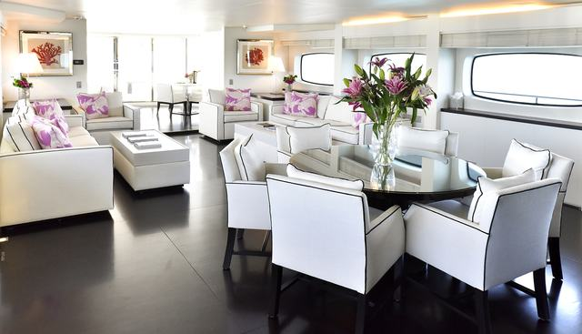 Infinity Pacific Charter Yacht - 7