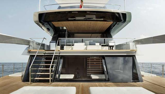 Almax Charter Yacht - 4