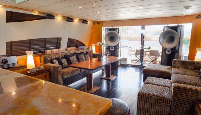 Leopard Charter Yacht - 8