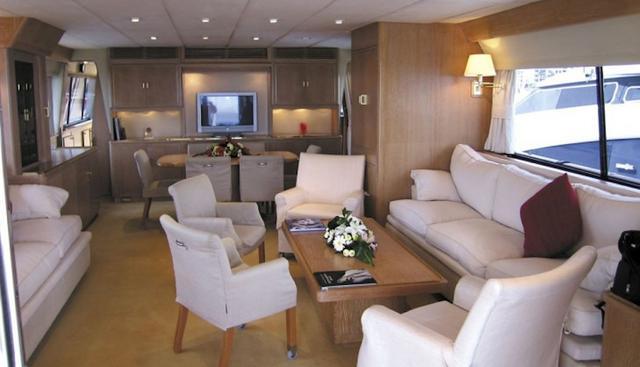 Atlantic Endeavour Charter Yacht - 6