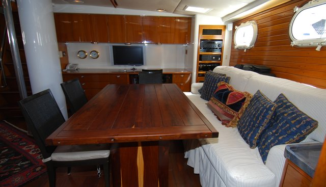 Jess Sea Charter Yacht - 5