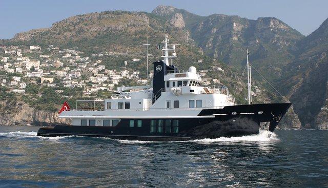 Jasmine Charter Yacht