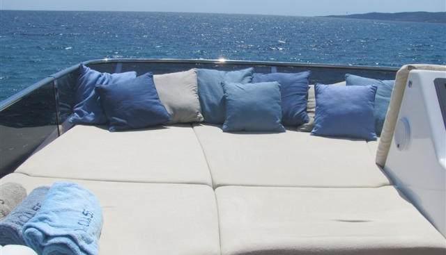 Indigo Blue Charter Yacht - 2