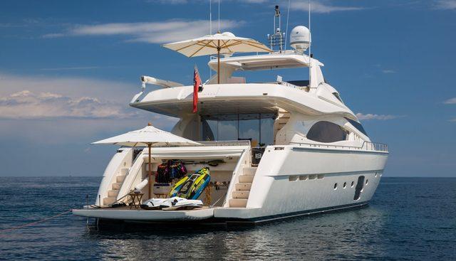 Porthos Sans Abri Charter Yacht - 5
