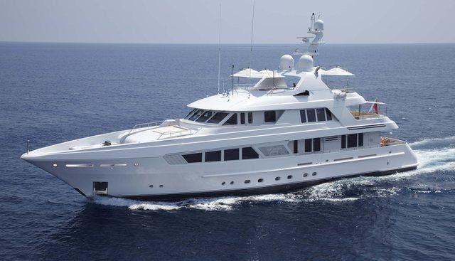 Kathleen Anne Charter Yacht - 3