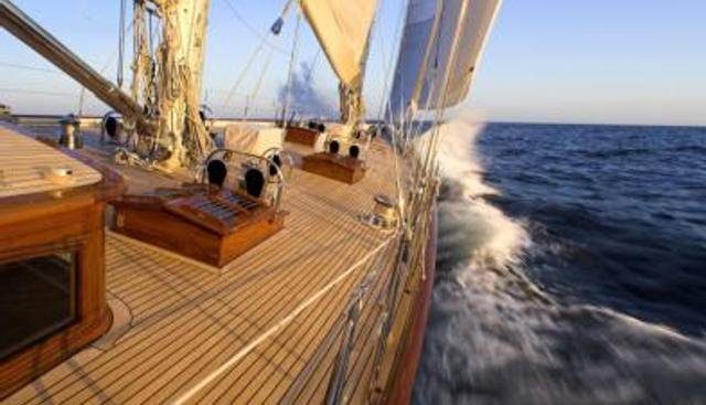 Seabiscuit Charter Yacht - 2