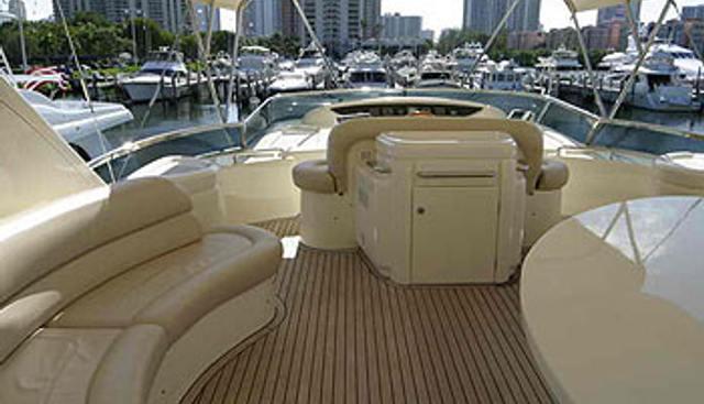 Gods Gift Charter Yacht - 3