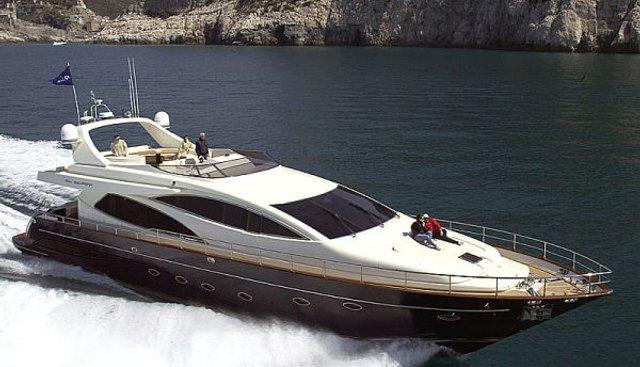 Volero Charter Yacht