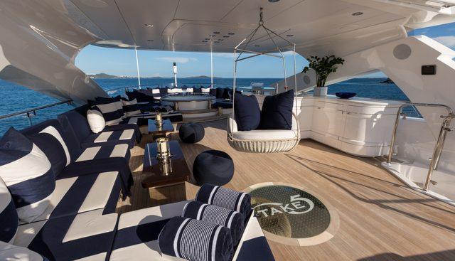 Take 5 Charter Yacht - 4