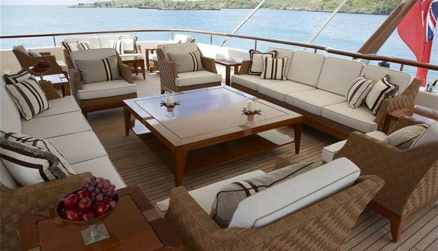 Ebony Shine Charter Yacht - 3