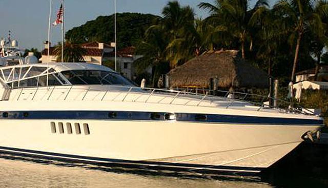 Celestine Charter Yacht - 2