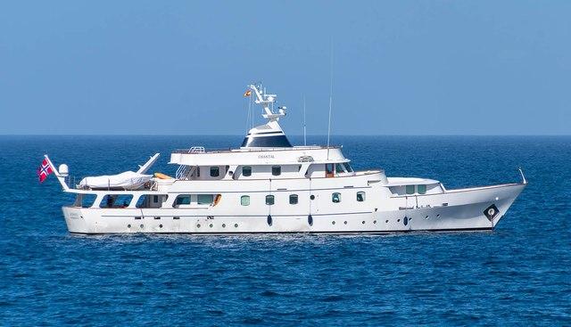 Chantal Charter Yacht