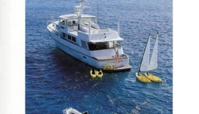 Magic Time Charter Yacht - 3