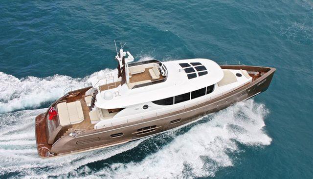 Nisi Charter Yacht - 3