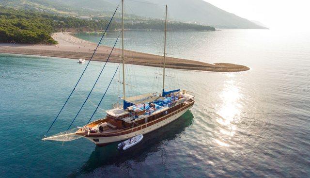 Tajna Mora Charter Yacht - 2