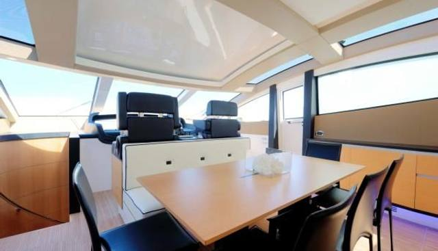 Canados 90 Open Charter Yacht - 4