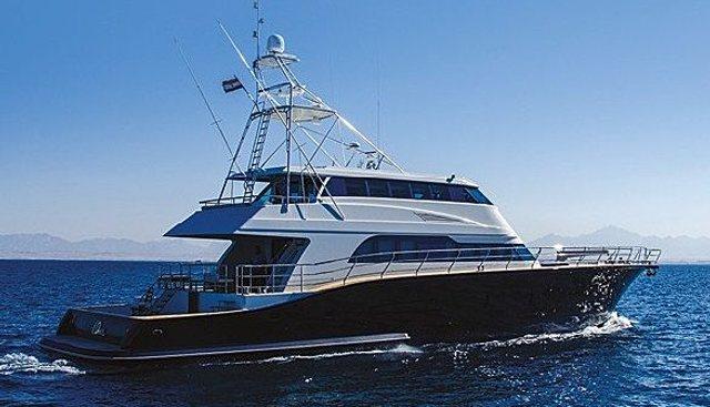 C.Omar Charter Yacht