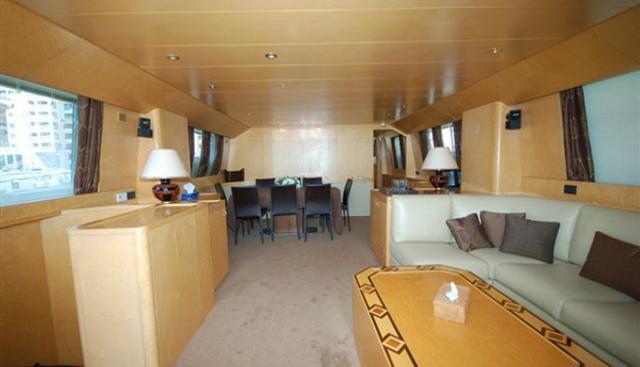 Blue Dolphin Of Sark Charter Yacht - 5