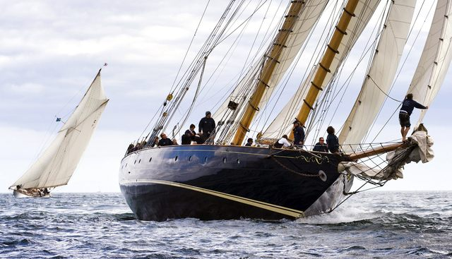 Mariette of 1915 Charter Yacht - 3