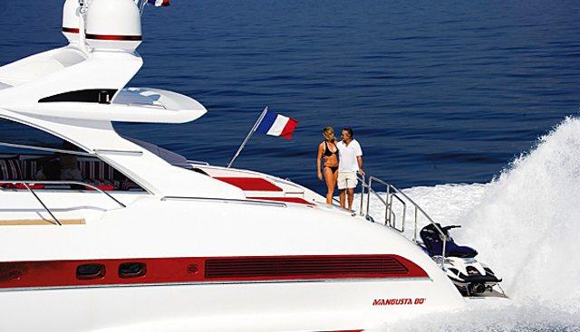 Oraya Charter Yacht - 5