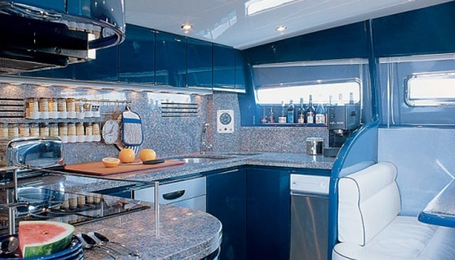 Sashay Charter Yacht - 4