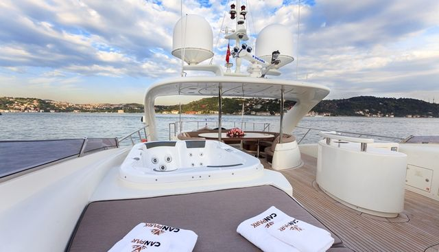 Canpark Charter Yacht - 2