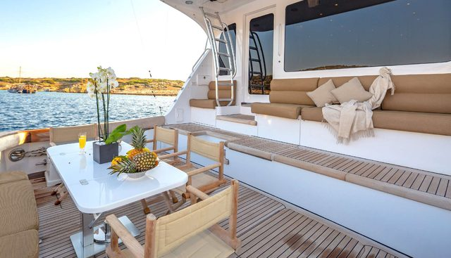 Astrape Charter Yacht - 5