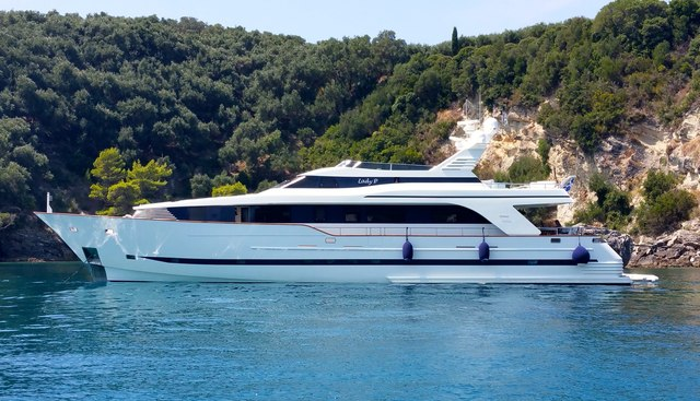 Lady Moh Charter Yacht