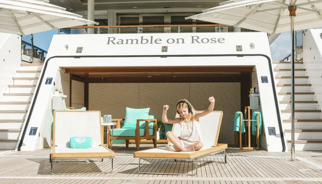 Ramble On Rose Charter Yacht - 5