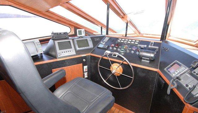 118' Breaux Fisher Charter Yacht - 5
