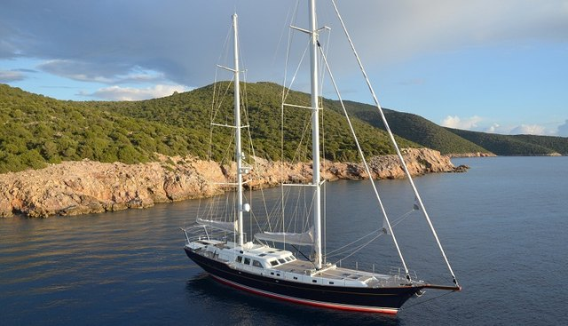 Sila Sibiri Charter Yacht - 2