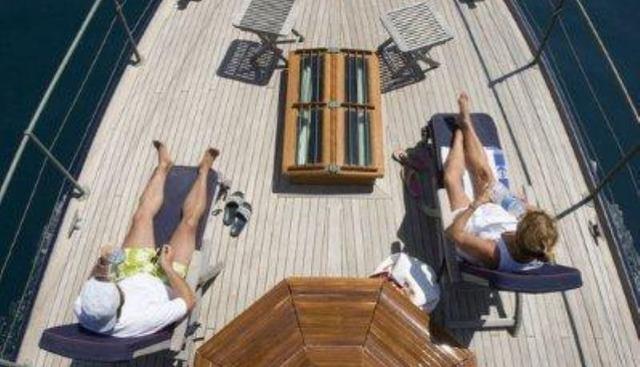 Frya Charter Yacht - 3