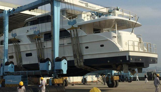 GLOBAL 104 Charter Yacht - 4