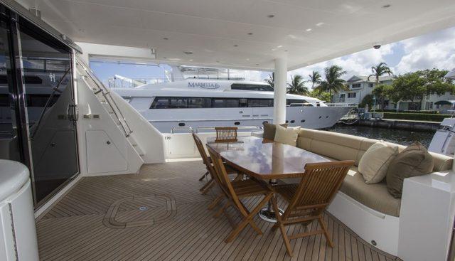 Carbon Copy Charter Yacht - 3