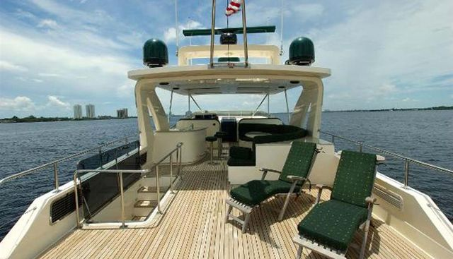 Lori Ann Charter Yacht - 4