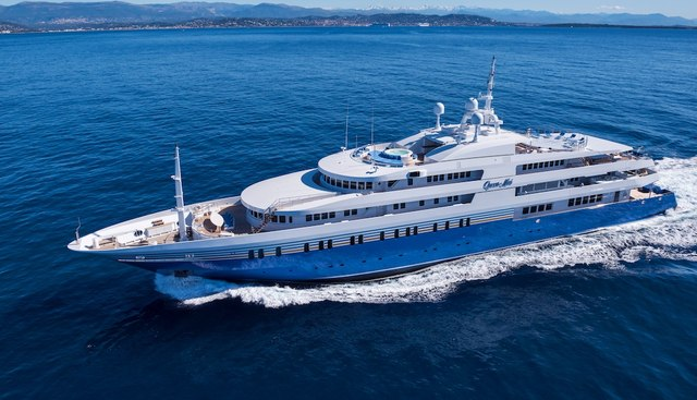 Queen Miri Charter Yacht
