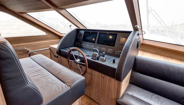 Selena Charter Yacht - 2