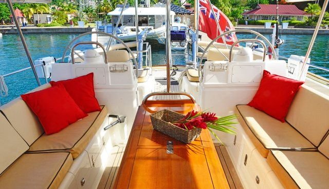 Columbo Breeze Charter Yacht - 6