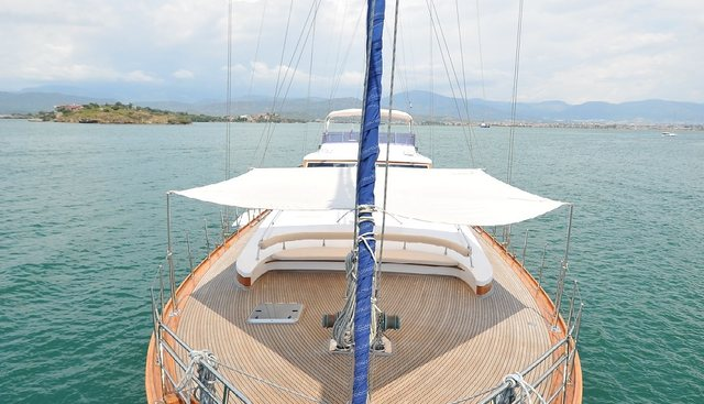 Euphoria Charter Yacht - 3