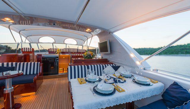 Speedy T Charter Yacht - 7