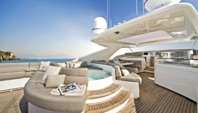 Tian Charter Yacht - 2