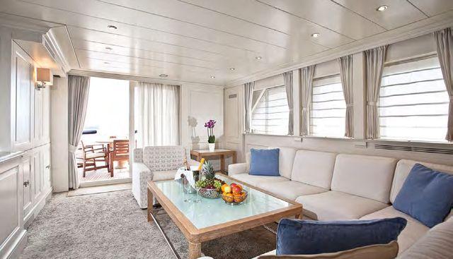 Harmonya Charter Yacht - 7