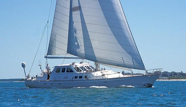Caldera Charter Yacht