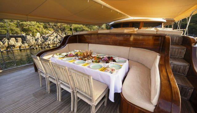 Pina Charter Yacht - 3