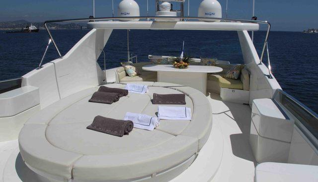 Beija Flore Charter Yacht - 2