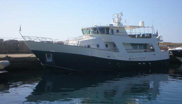 Giada Charter Yacht